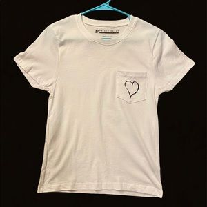 Prince Peter Collection Pocket Heart T-shirt XS